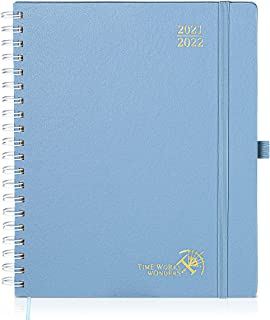 Sponsored Ad - Academic Planner 2021-2022 with Hourly Schedule & Vertical Weekly Layout - Agenda August 2021 - August 2022...