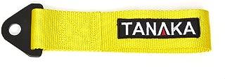 Tanaka High Strength Racing Tow Strap (Yellow)