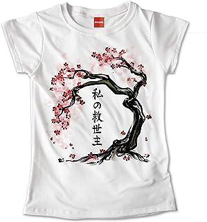 Blusa Cerezo Japones Japon Colores Playera Estampado #728