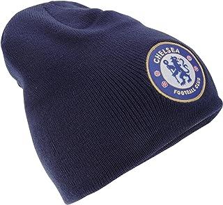 Chelsea FC Gorro b/ásico oficial de punto