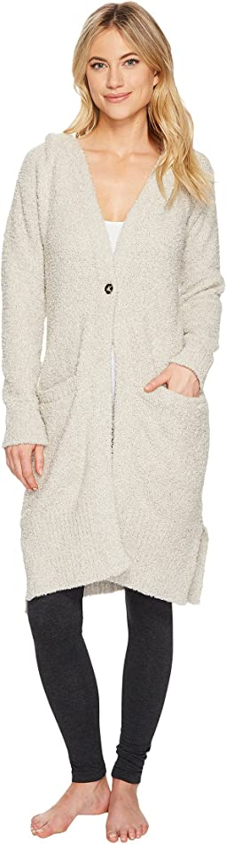 Judith Hooded Cardigan