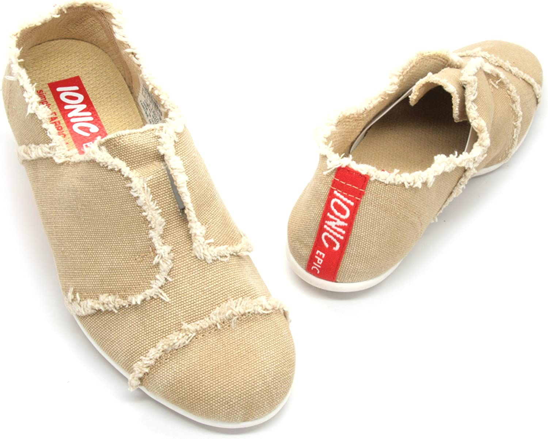 IONIC EPIC Simply Fabric Footwear Women's Sando