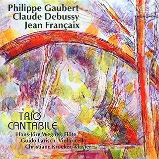 Philippe Gaubert: Pièce Romantique - Moderato