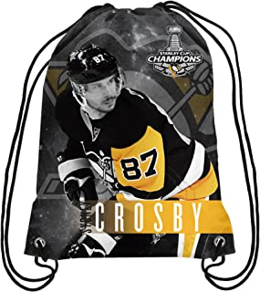FOCO NHL Unisex Player Drawstring Backpack
