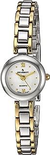 Peugeot Women's 753TT Two-Tone Bracelet Watch
