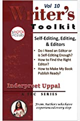 Self-Editing, Editing, and Editors: The Book Club Writer's Toolkit Kindle Edition