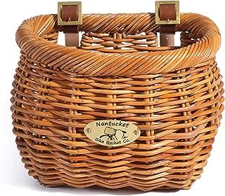 Nantucket Bike Basket Co. Cisco Adult Rectangle Basket