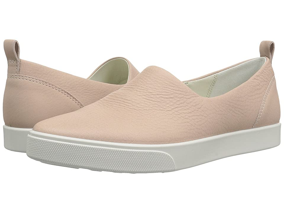 ECCO Gillian Slip-On (Rose Dust) Women