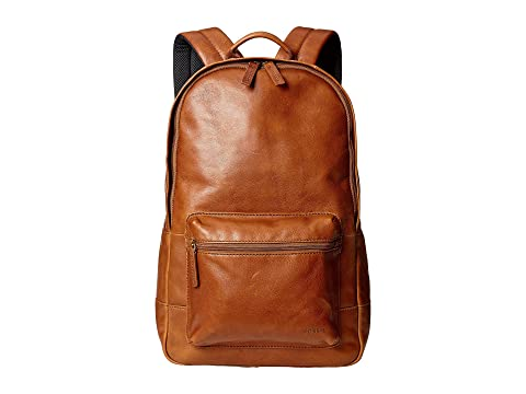 331b617622 Fossil Estate Leather Backpack at Zappos.com