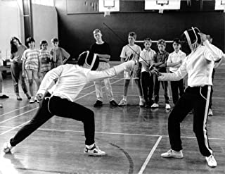 Vintage photo of Sport: Fencing
