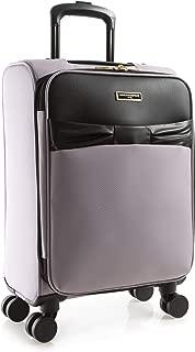 Karl Lagerfeld Paris St. Germain Expandable Softside Spinner Luggage