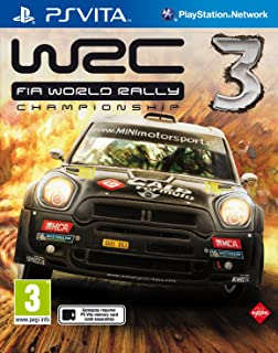 WRC 3 - FIA World Rally Championship - PlayStation Vita {REGION FREE} [UK Release]
