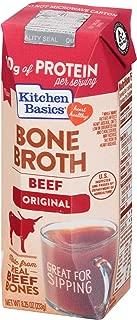 Kitchen Basics Original Beef Bone Broth, 8.25 fl oz