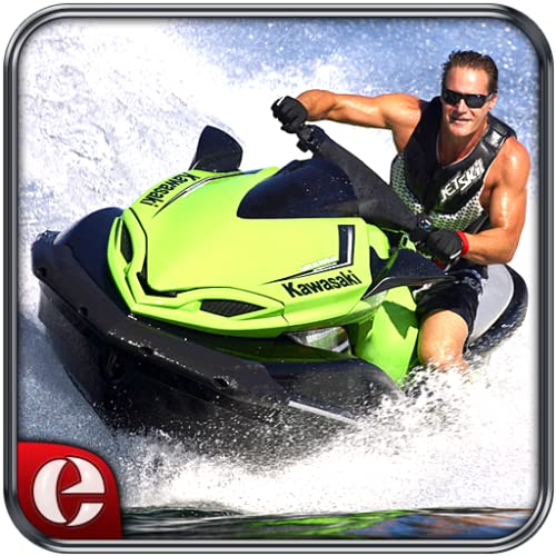 Jet Ski Racing Water Boat Surfing Game Free: Play the Latest, New and Best Top Boat Ultimate Racing Simulator 3D Game