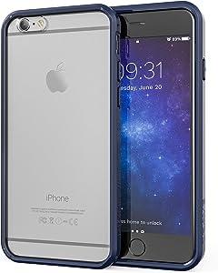 Crave Phone 6 Plus Case, iPhone 6S Plus Case, Slim Guard Protection Series Case for iPhone 6 Plus 6s Plus (5.5 Inch) - Navy Blue