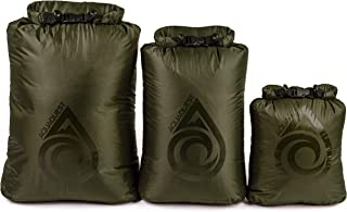 Aqua Quest Rogue Dry Bags - 100% Waterproof - 10,20,30,60, 100 L - Camo or Olive Drab