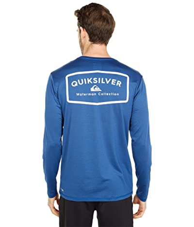 Quiksilver Waterman Gut Check Long Sleeve Rashguard Men