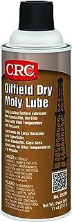CRC 3284 Oilfield Dry Moly Lube, 11 WT oz, Gray
