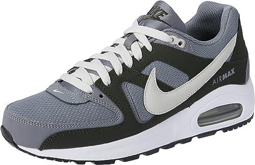 Nike Nike Air Max Command Flex (gs), Boy's Running Shoes, Grey ...