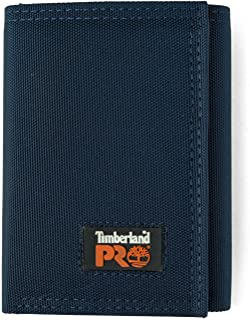 Men's Cordura Nylon RFID Trifold Wallet with ID Window
