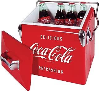 Koolatron Coca-Cola Vintage Ice Chest