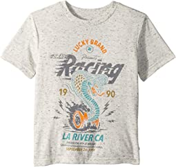 Racing Short Sleeve Tee (Little Kids/Big Kids)