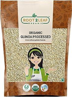 Root2Leaf Organic Quinoa Nutritious Food - 1 KG