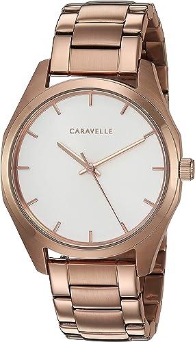comprar mejor Caravelle by Bulova Dress Dress Dress Watch (Model  45L179)  buscando agente de ventas