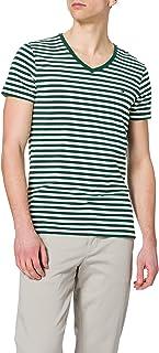 Tommy Hilfiger Men's Stretch Slim Fit Vneck Tee Sport Shirt