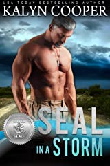 SEAL in a Storm (Silver SEALs Book 5) Kindle Edition