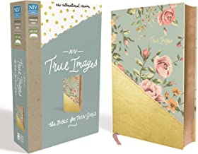 NIV, True Images Bible, Leathersoft, Teal/Gold: The Bible for Teen Girls PDF