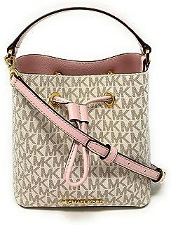 Michael Kors Suri Small Bucket Shoulder Bag(Blush Multi)