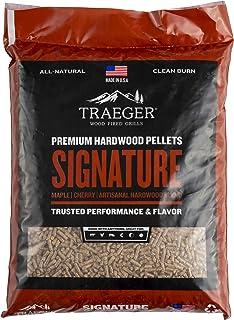 Traeger PEL331 Signature Blend Grill, Smoke, Bake, Roast,...