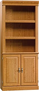 Best sauder orchard hills library with doors carolina oak Reviews