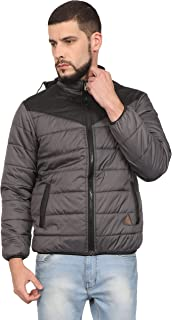 VERSATYL Men's Light Weight Quilted Winter Jacket