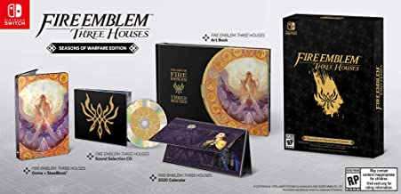Best Fire Emblem: Three Houses Seasons of Warfare Edition - Nintendo Switch Seasons of Warfare Edition Review