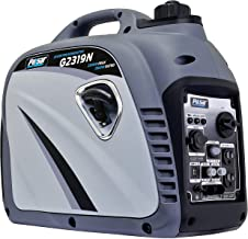 Pulsar G2319N 2,300W Portable Gas-Powered Quiet Inverter Generator With USB Outlet &..