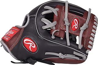 Rawlings R9 Series R9314-2BSG - Guante de béisbol (Ajuste Estrecho, 11,5 Pulgadas)
