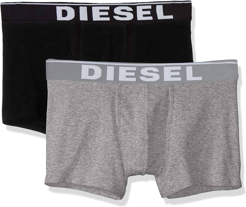 Diesel Men's UMBX-damientwopack Boxer Brief 2 Pack