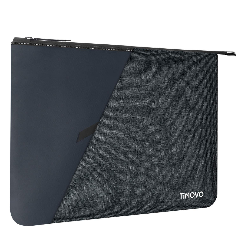 iPad Air 3 10.5 Galaxy Tab 10.1 Protective Tablet Pouch Case with Storage Pockets Fits with iPad Pro 11 2020//2018 iPad 9.7 iPad 10.2 2019 MoKo 9-11 Inch Sleeve Bag iPad Pro 10.5 Indigo