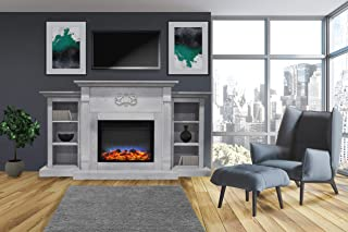 classic flame tv stands fireplaces