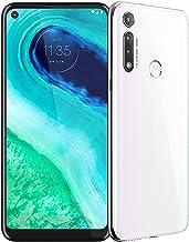 $134 » Moto G Fast   Unlocked   Made for US by Motorola   3/32GB   16MP Camera   2020   White (Renewed)