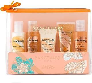 Sanctuary Spa Gift Set, Petite Retreat Travel Bag with