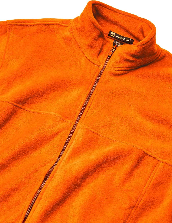 AquaGuard Men's Tall Full-Zip Fleece Jacket