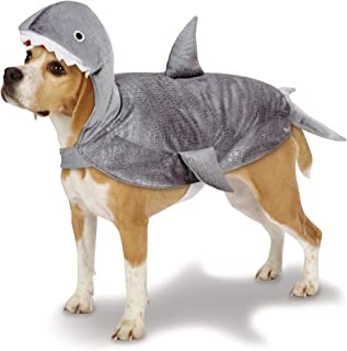"""Casual Canine Casual Canine Shark Costume for Dogs, 16"""" Medium"""