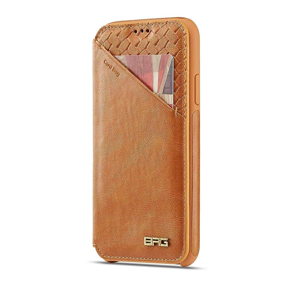 レール処方モードリンTABCase ウォレットスタイルのレザーケース、超軽量PUレザーの磁気バックルウォレットフォン、クレジットカードスロット、財布スリムカバー保護カバー、磁気的に閉じたスタンディングシェル