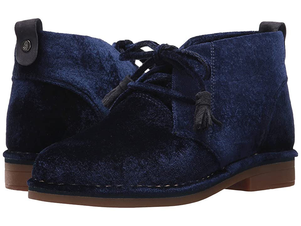 Hush Puppies Cyra Catelyn (Navy Velvet) Women