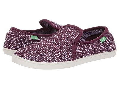 Sanuk Pair O Dice Knit (Purple) Women
