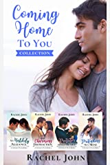 The Coming Home to You Collection: A Change in Plans Books 1-4 Kindle Edition