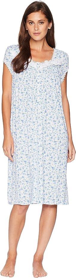 Waltz Cap Sleeve Nightgown